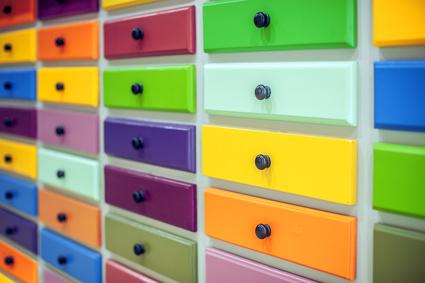 """Foto """"lockers"""" - © ivan kmit - Fotolia.com"""