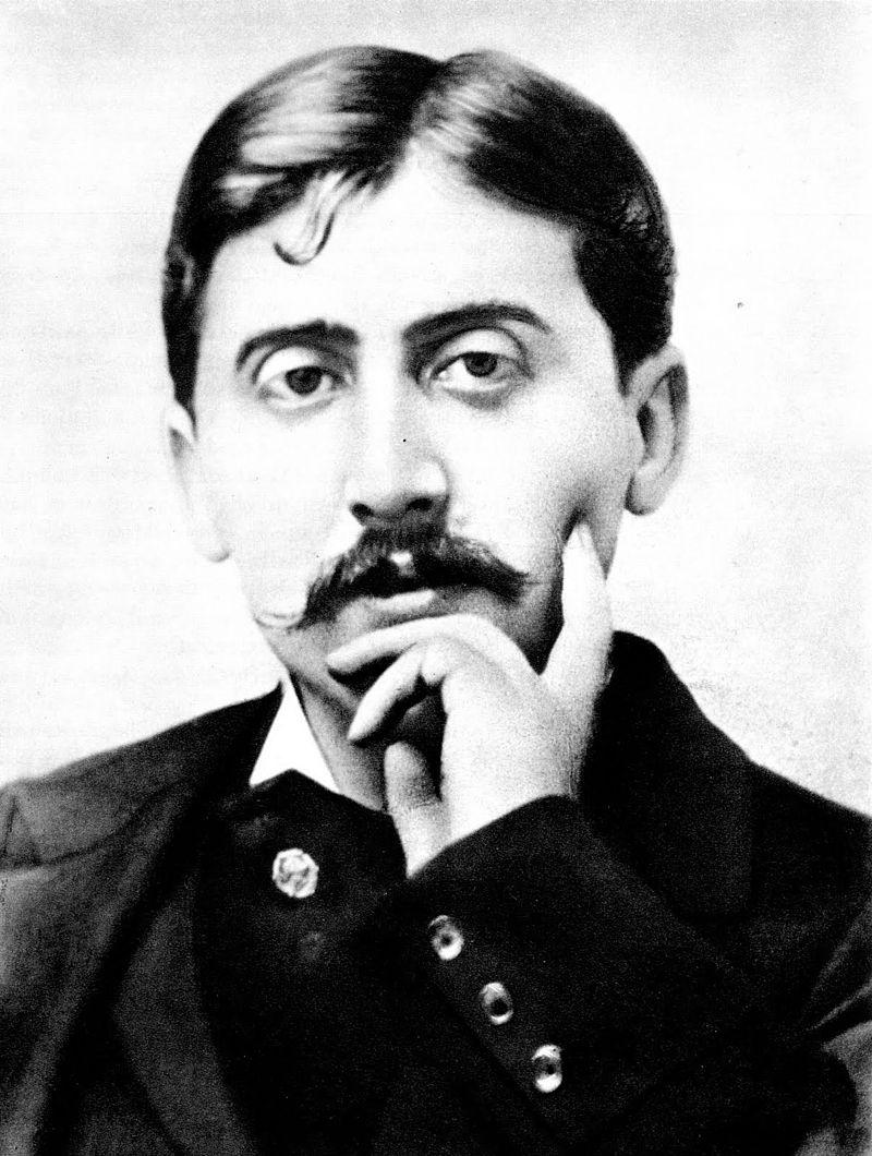 Marcel Proust um 1900